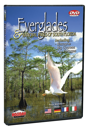 Everglades & South Florida's National Parks DVD