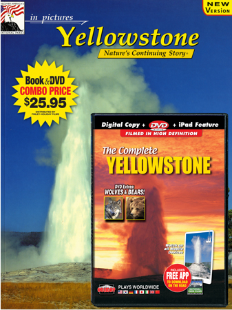 Yellowstone IP Book/DVD Combo [BDV-13] - $25 95 : Zen Cart