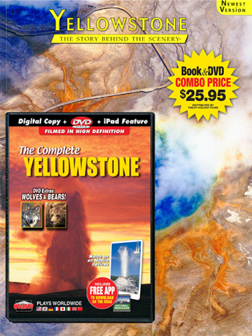 Yellowstone SBS Book/DVD Combo