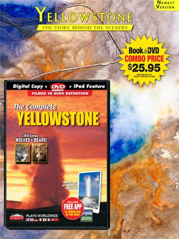 Yellowstone SBS Book/DVD Combo [BDV-42] - $25 95 : Zen Cart