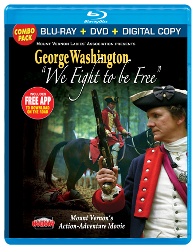 We Fight to Be Free, Blu-ray/DVD Combo Pack