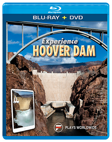 Experience Hoover Dam Blu-ray Combo Pack