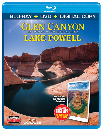 Glen Canyon Lake Powell, Blu-ray Combo Pack