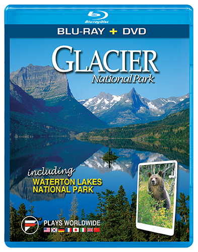 Glacier National Park, Blu-ray + DVD