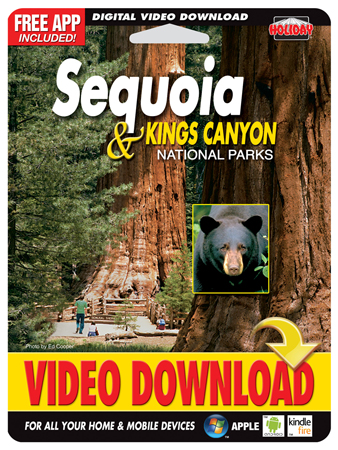 Sequoia & Kings Canyon - Digital Copy