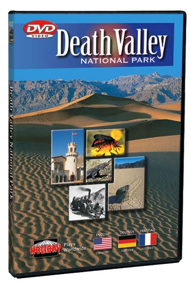 Death Valley National Park DVD