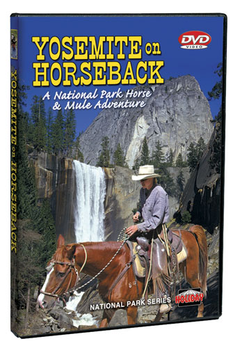 Yosemite on Horseback DVD