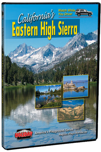 California's Eastern High Sierra DVD
