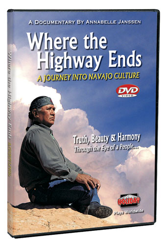 Where the Highway Ends: A Journey into Navajo Culture DVD