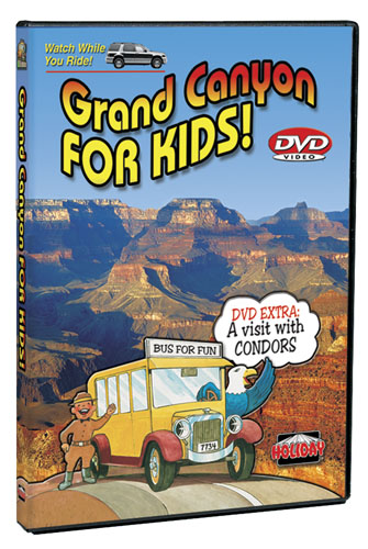 Grand Canyon for Kids DVD