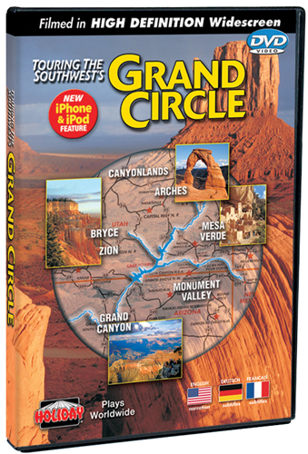 Touring the Southwest's Grand Circle Widescreen
