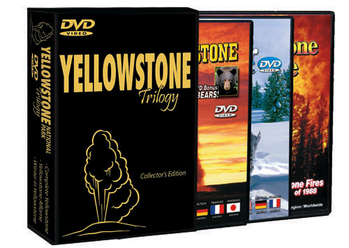 Yellowstone DVD Collectors Edition