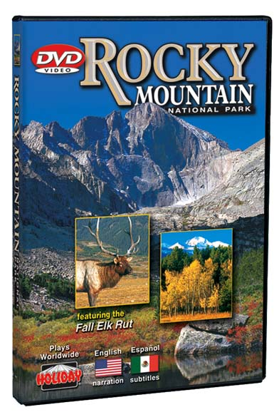 Rocky Mountain National Park DVD