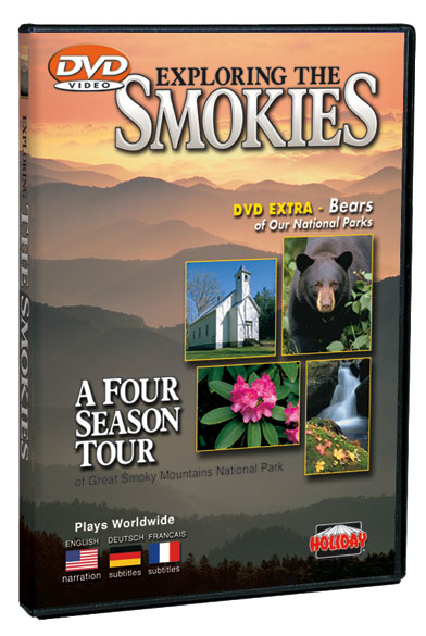 Exploring The Smokies DVD