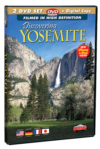 Discovering Yosemite, 2 DVD Set