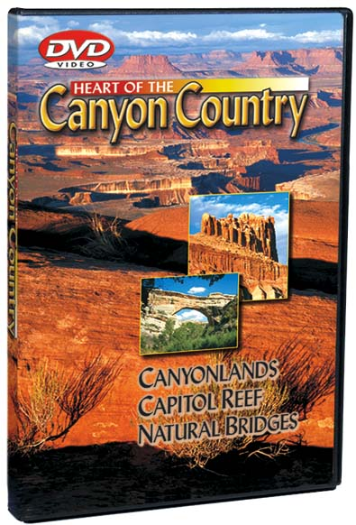 Heart of the Canyon Country: Canyonlands, Capitol Reef and