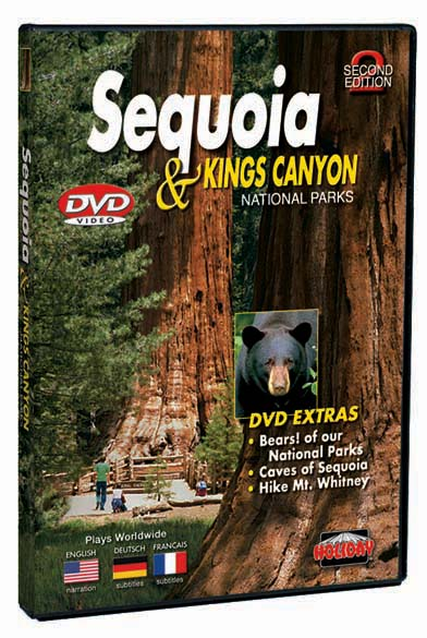 Sequoia & Kings Canyon DVD