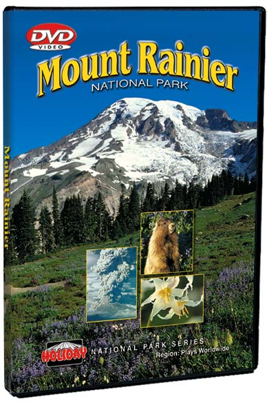 Mount Rainier National Park DVD