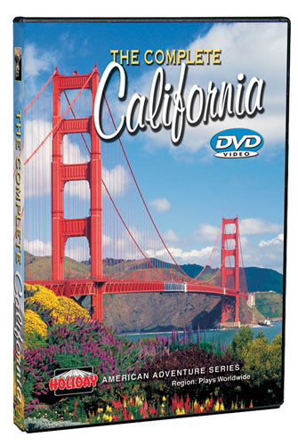The Complete California DVD