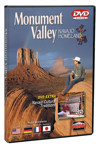 Monument Valley Navajo Homeland DVD