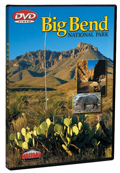 Big Bend National Park, DVD