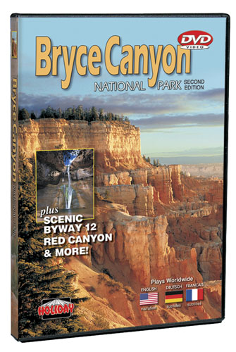 Bryce & Scenic Byway 12 DVD