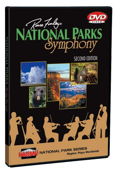 National Parks Symphony, Collector's Edition DVD