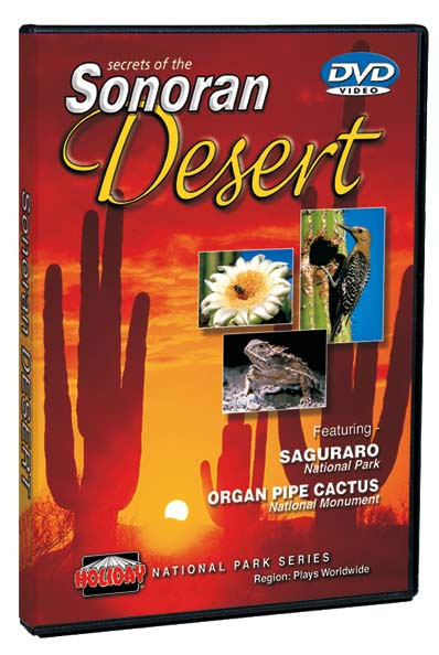 Secrets of the Sonoran Desert DVD