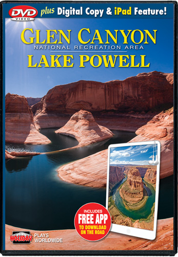 Glen Canyon Lake Powell, Filmed in HD