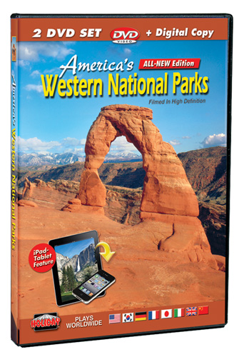 America's Western National Parks Filmed in HD