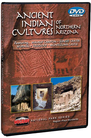 Ancient Indian Cultures of Northern Arizona DVD