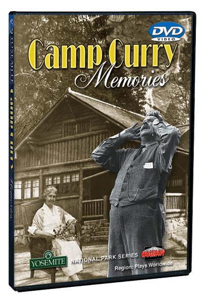 Camp Curry Memories, DVD