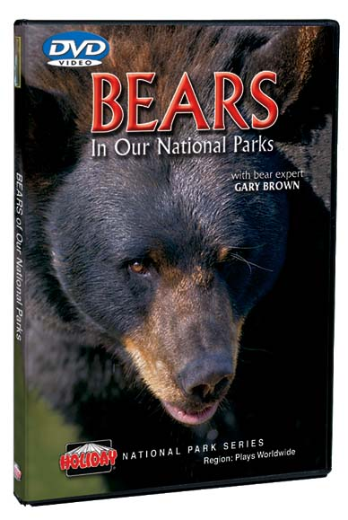 Bears In Our National Parks DVD
