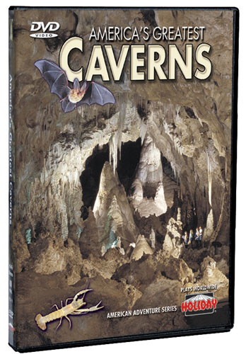 America's Greatest Caverns DVD