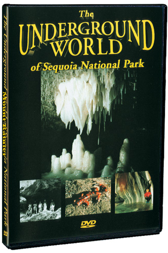The Underground World of Sequoia National Park, DVD