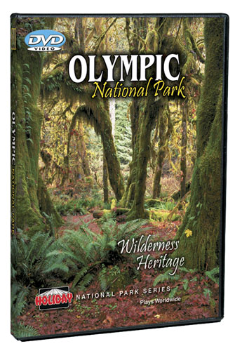 Olympic National Park DVD