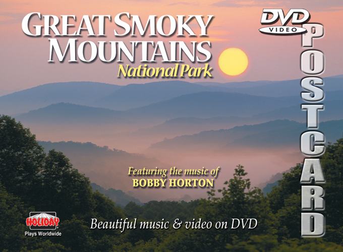 Great Smoky Mountains DVD Postcard
