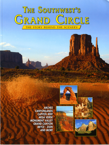 Grand Circle Adventure, The Story Behind the Scenery