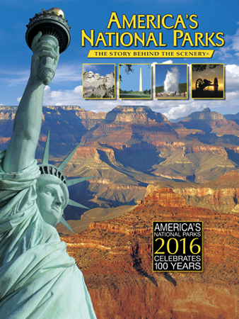 America's National Parks - Centennial Edition.